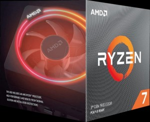 AMD RYZEN 7 3700X 3.6GHz AM4 BOX