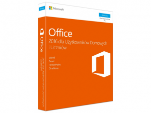 Microsoft Office 2016 Home & Student PL 32-/64-bit
