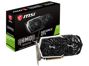 MSI GeForce GTX 1660 Ti Armor OC 6GB GDDR6