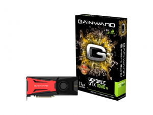 "Gainward GeForce® GTX 1080 Ti ""Golden Sample"""