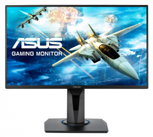 "Monitor 24,5"" Asus VG255H LED 1ms 75Hz"