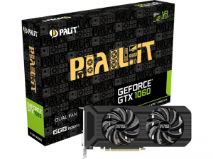 Palit GeForce GTX 1060 6GB DUAL