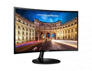 SAMSUNG 24'' C24F390FHUX LED VA 4ms Curved