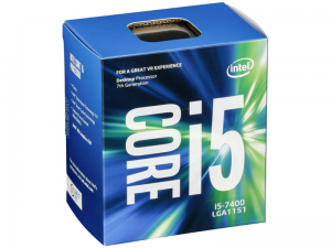 Intel Core i5-7400 3.0-3.5GHz 6MB LGA1151 OEM