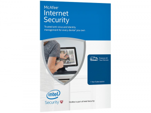 McAffee Internet Security 1PC / 1YR OEM