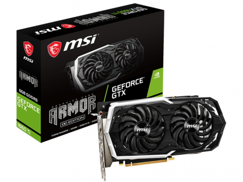 GEFORCE GTX 1660 TI ARMOR 6G OC 01